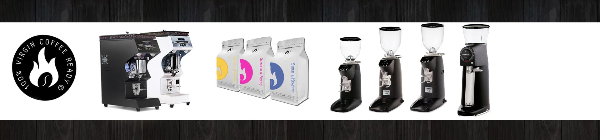 100% VIRGIN COFFEE READY GRINDER MALERS