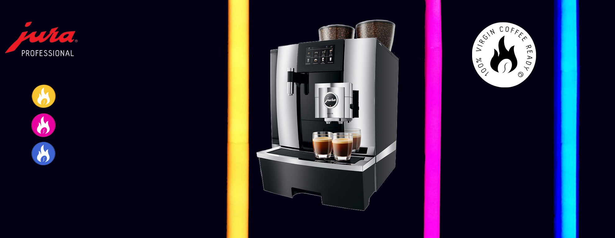 Koffie als visitekaartje